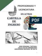Cartilla Cpriun Letras 2018 (Para Imprimir)