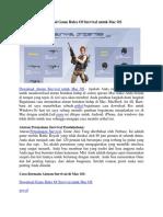 Download Game Rules of Survival Untuk Mac OS