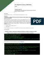 SSH en máquinas Linux y Windows - Francisco José Baños Trujillo
