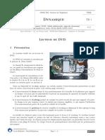 [Dyn][TD]Lecteur de DVD