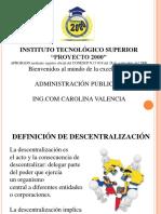 Presentacióadmi Publica