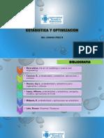 Estadistica y Optimizacion (Maestria) - Enviar