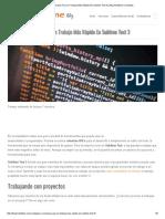 Atajos Y Consejos Para Un Trabajo Más Rápido en Sublime Text 3 _ Blog HostDime Colombia