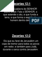 Zacarias - 012
