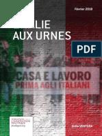 S. Ventura - L'Italie Aux Urnes