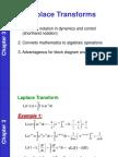 MODULE 2_Laplace Transform