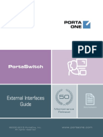 PortaSwitch Interfaces MR50