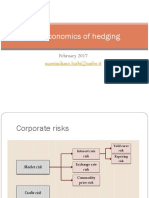 Economics of Risk Management