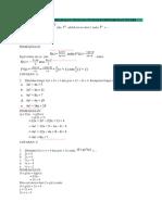 Contoh Soal Dan Pembahasan Tentang Fungsi Komposisi Dan Invers