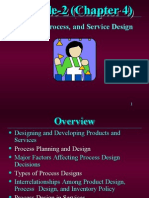 Module-03- Product- Service & Process Design