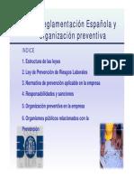 2 PJBDPI_SHIQ_2_ Reglamentación española y organizacion preventiva