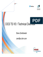 CICS TS 51 SHARE Technical Overview