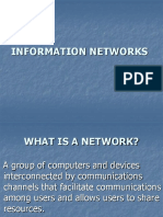 Information Network and Internet