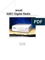 NXE1 Manual