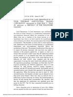 In RE Application for Land Registration vs RP