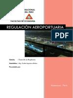 Regulacion de Aeropuerto