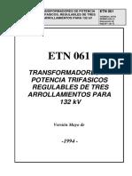 ETN 61-Transformadores de Tres Arrollamientos