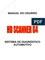 Manual Hd Scanner g4