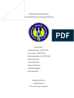 Sampul Makalah Ekonomi Pembangunan