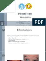 LEUKOKORIA ppt