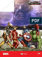 Avengers vs Shingeki No Kyojin