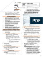 Approach to Patient with Endocrine Disorders