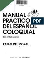 Manual de Espanol Coloquial