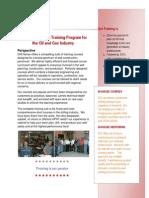 DSI Training Brochure