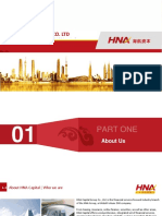 宣传册-An Introduction to HNA Capital