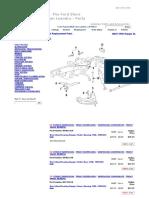2002 FORD Ranger 2WD Frt Suspension