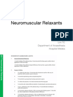 Neuromuscular Relaxants Sungai Buluh 2017
