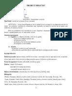 0 Proiect de Lectiepopa Tanda