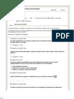 Autoevaluación Módulo I