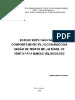 DISSERTAÇÃO Versão Final tunel de vento