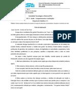 STC 3 Ficha 1