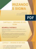 Aterrizando Seis Sigma