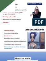BREVE RESEÑA DE ARSENICUM ALBUM