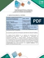 Syllabus de La Cátedra Social Solidaria