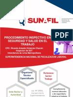 Procedimiento de Inspección en SST - Lima