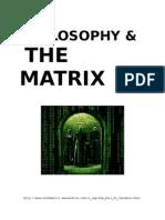 Philosophy the Matrix