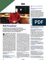 Bob Kraushaar