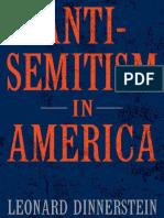 Leonard Dinnerstein-Antisemitism in America (1995) (2)