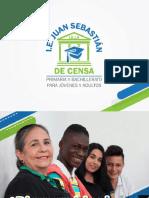 Presentación  a padres de familia IEJSC 2018