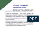 Código Civil Colombiano - Perjuicios
