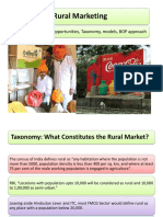 1.Rural Marketing Opportunities