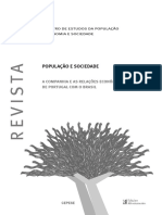 A Companhia e as Relações Econômicas de Portugal Com o Brasil