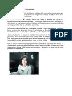 Aportes Cientificos de Celia Cordon, Aida Cifuentes