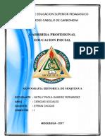 Monografia de Moquegua