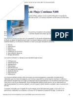 Reactores Tubulares de Flujo Continuo 5400 - Parr Instrument (Español).pdf