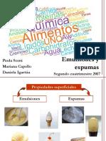 07 Emulsiones y Espumas